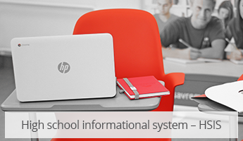 Highschool-informational-system-HSIS